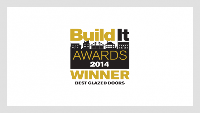 Build It Awards: Best Glazed Doors