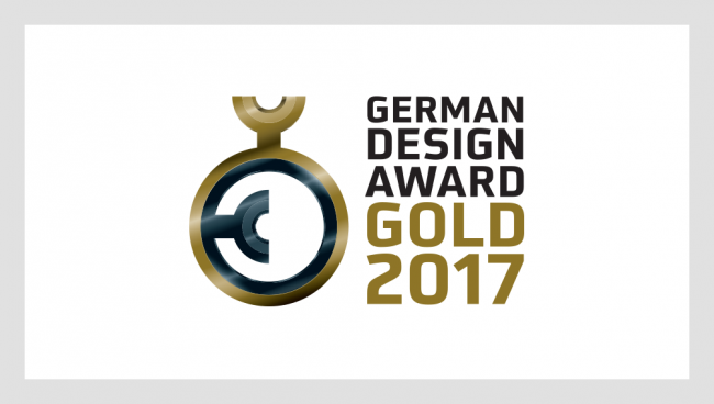 German Design Award: Gold