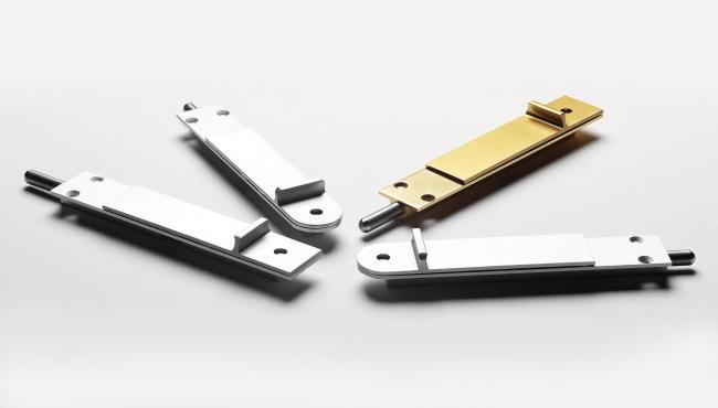 Centor hardware comes in a range of high quality finishes