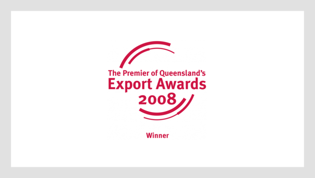 Queensland Export Awards: Winner