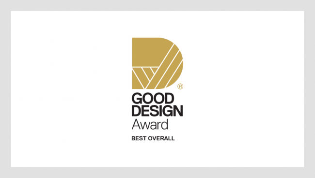 Good Design Award: Business Model Design