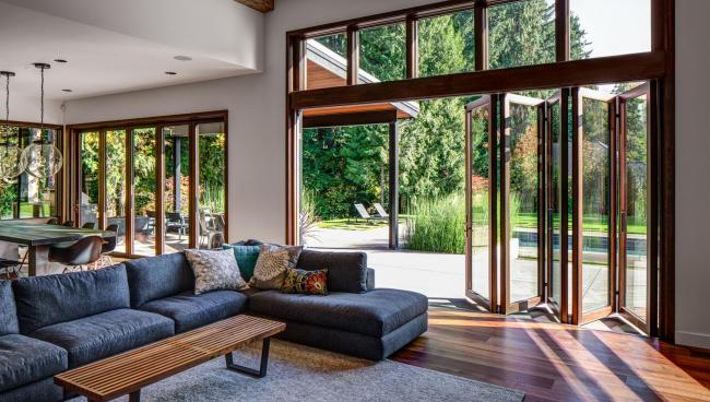 Centor helps you decide whether bifold or sliding doors is the best fit for your home