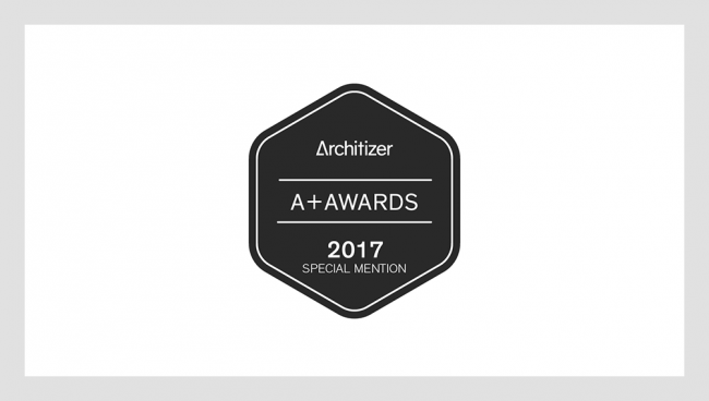 Architizer A+Awards: Special Mention