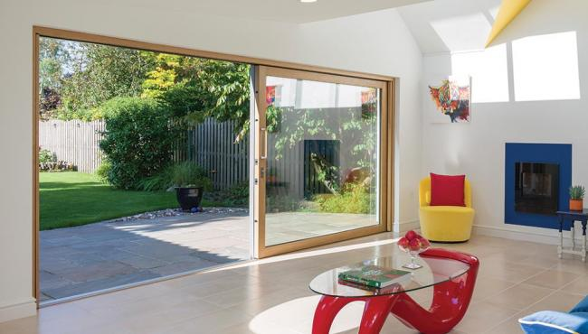 211 Integrated Sliding Door | Centor on