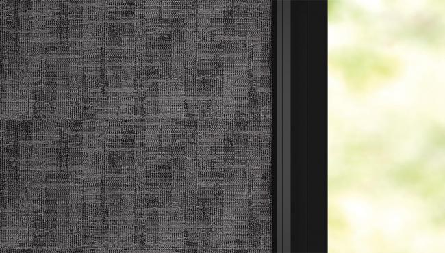 Blackout blind fabric for Centor Doors